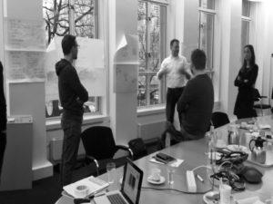 Impressie, trainingen m.b.t. communicatie, persoonlijke ontwikkeling, teamontwikkeling en DISC, door Minke Weenink