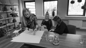 Training, communicatie, minke training