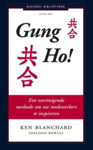 minke training, leiderschap, communicatie, Gung Ho